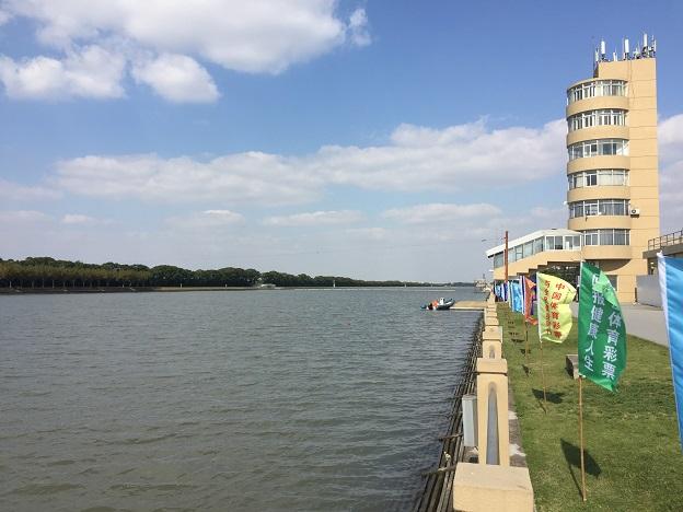 Aquatics Center Qingpu